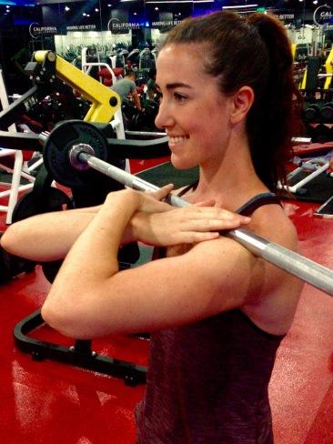 Crossed-Arm Grip