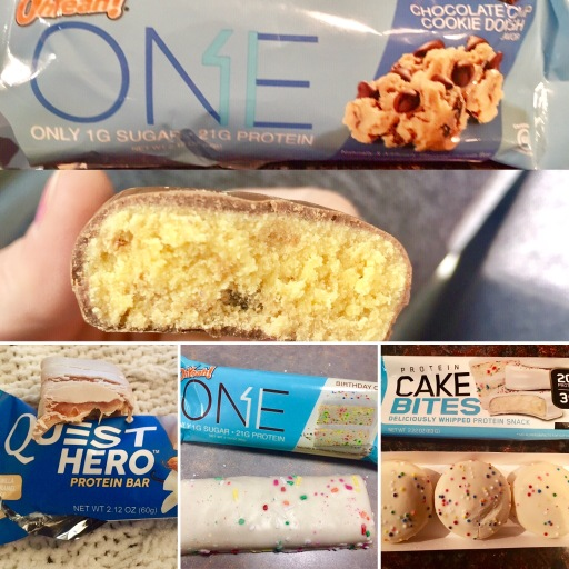 Protein Bar Reviews Battle Of The Birthday Cakes More Hello